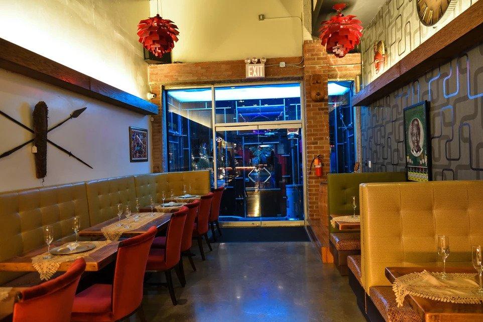 nyc restaurant seating